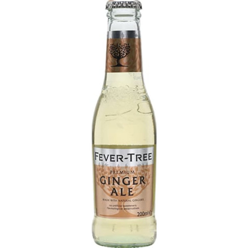 Fever-Tree Ginger Ale Pack of 24