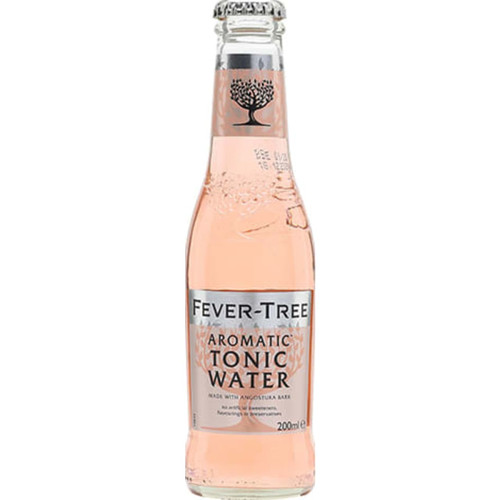 Fever-Tree Aromatic Tonic Water Pack of 24