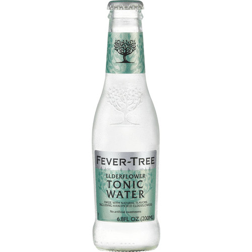 Fever-Tree Elderflower Tonic Water Pack of 24
