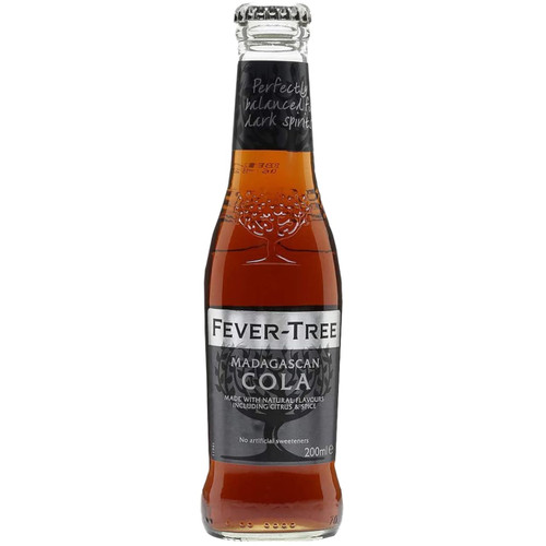 Fever-Tree Madagascan Cola Pack of 24