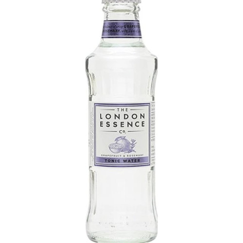 London Essence Grapefruit and Rosemary Tonic Pack of 24