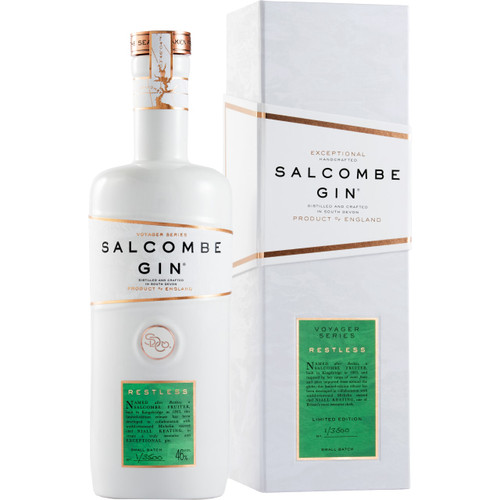 Salcombe Voyager Series 'Restless' Gin