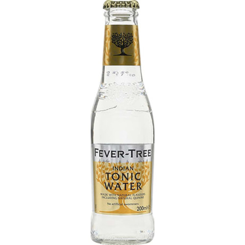 Fever-Tree Indian Tonic Water Pack of 12