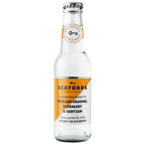 Sekforde Botanical Mixer for Whisky & Bourbon Pack of 12