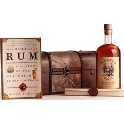 Pirates Grog 5 YO Rum Chest Gift Pack