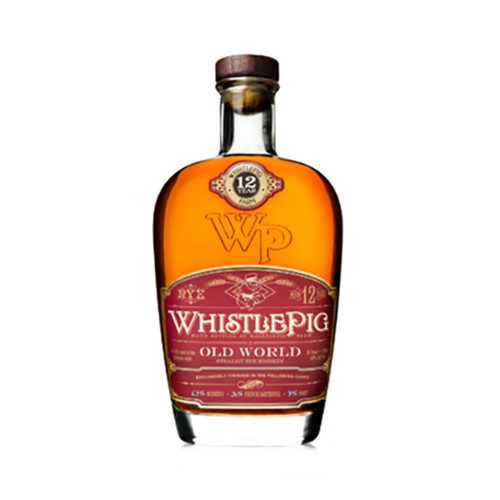WhistlePig Old World Series Marriage
