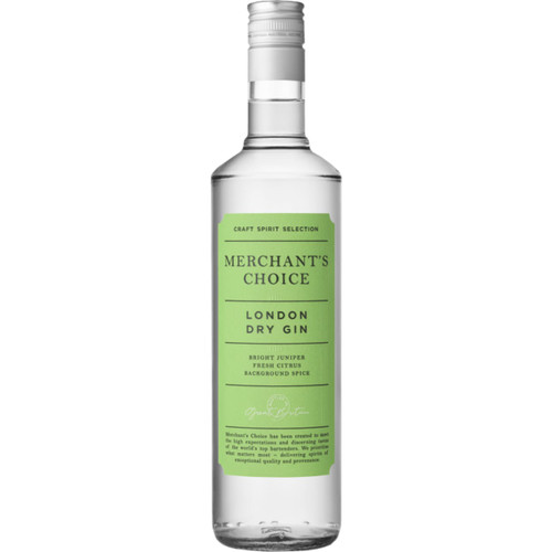 Merchants Choice Gin