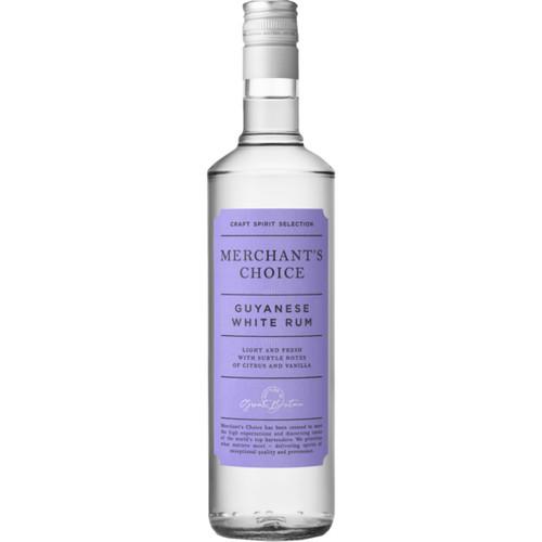 Merchants Choice Guyanese White Rum