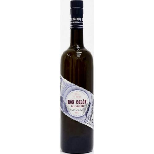 Ron Colòn Salvadoreño High Proof Aged Rum