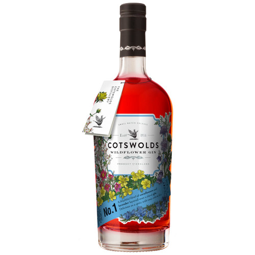 Cotswolds Wildflower Gin No. 1