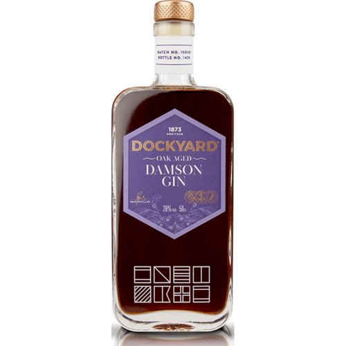 Copper Rivet Oak Aged Damson Gin