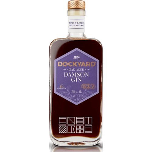 Copper Rivet Oak Aged Damson Gin