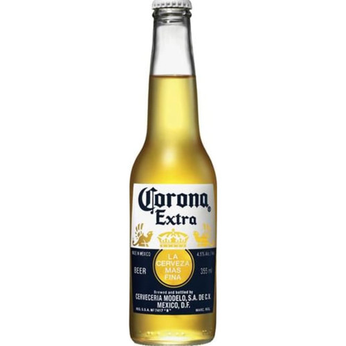 Corona Extra Beer Case of 24x330ml Pack of 24