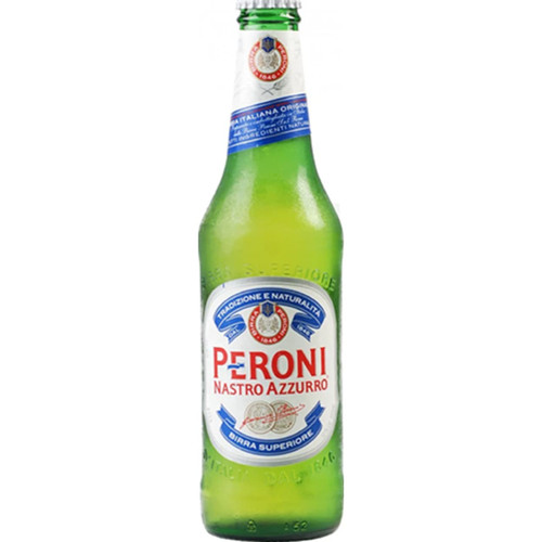 Peroni Nastro Azzuro Case of 24x330ml Pack of 24