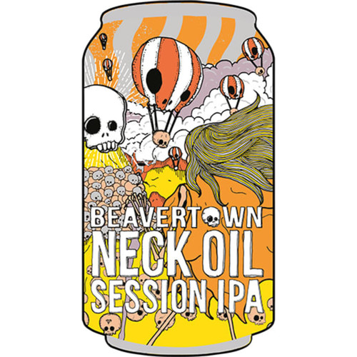 Beavertown Neck Oil Case of 24x330ml Cans Pack of 24