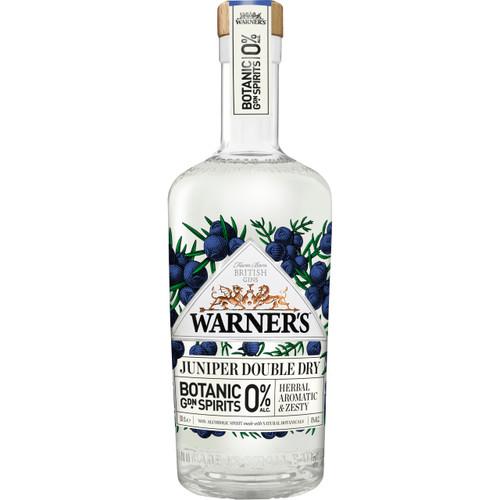Warner's 0% Juniper Double Dry