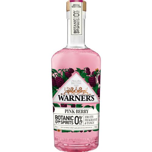 Warner's 0% Pink Berry