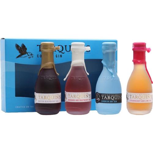 Tarquin's Gin Mixed Miniature Gift Set