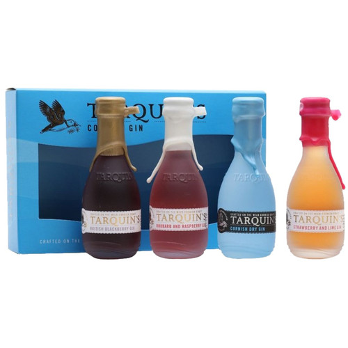 Tarquin's Gin Mixed Miniature Gift Set