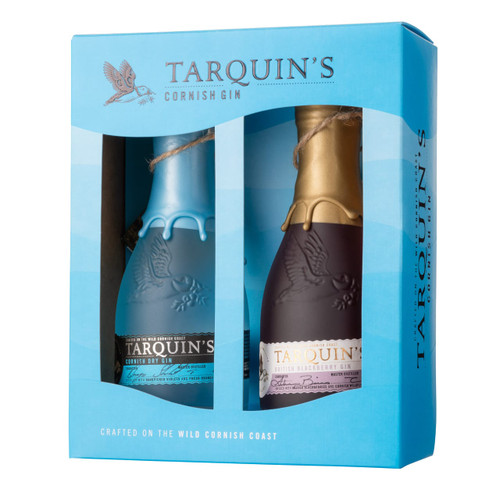 Tarquin's Cornish Gin 2 x 35cl Gift Box