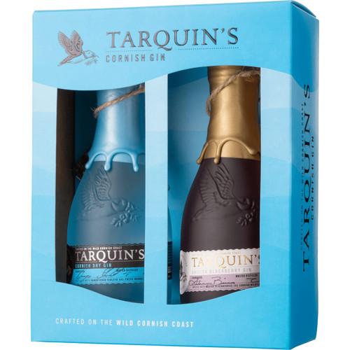 Tarquin's Cornish Gin 2 x 35cl Gift Box