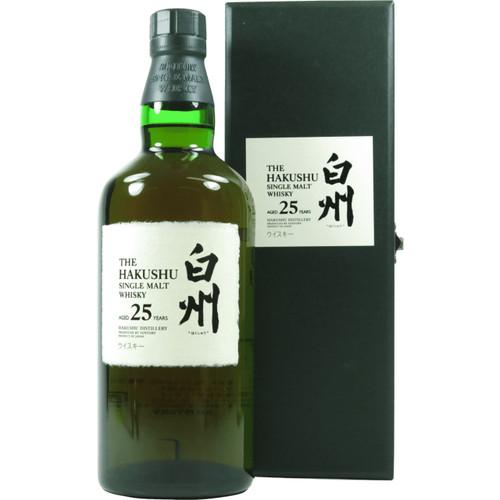 Suntory Hakushu 25yo Whisky