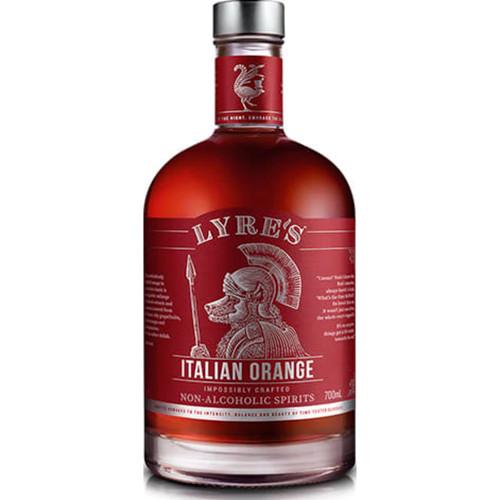 Lyres Non Alcoholic Italian Orange