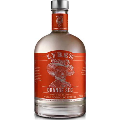 Lyres Non Alcoholic Orange Sec