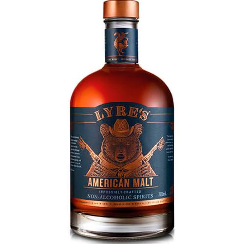 Lyres Non Alcoholic American Malt