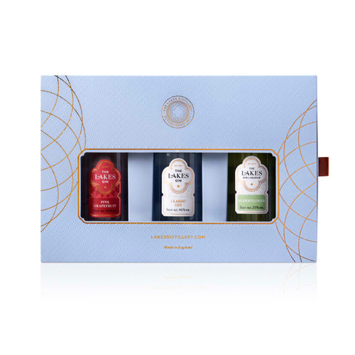 The Lakes Gin Collection Gift Pack
