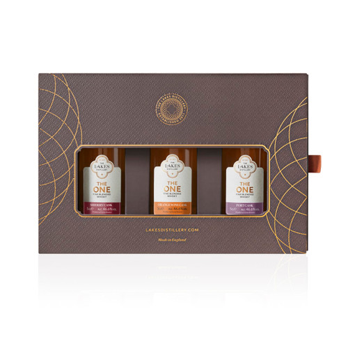 The Lakes Whisky Collection Gift Pack