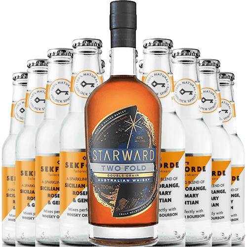 Starward Two Fold Whisky & Sekforde Bundle