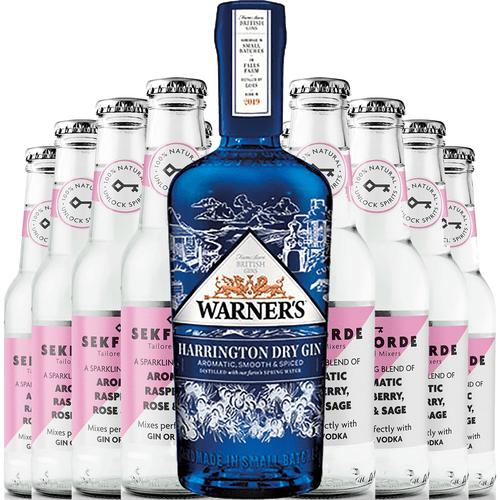 Warner's Harrington Dry Gin & Sekforde Bundle