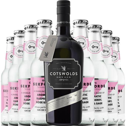 Cotswolds Dry Gin & Sekforde Bundle