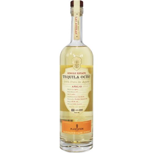 Ocho Anejo 2017 - Barbados Rum Cask Finish