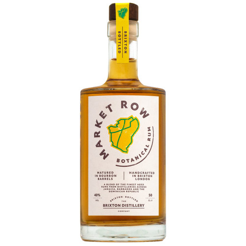 Market Row Botanical Rum