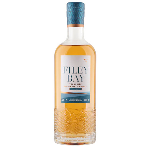 Filey Bay Flagship Whisky