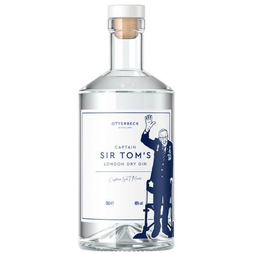 Captain Sir Tom's London Dry Gin
