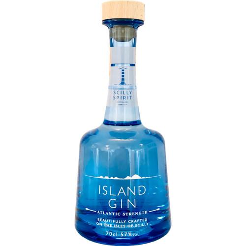 Scilly Atlantic Strength Gin