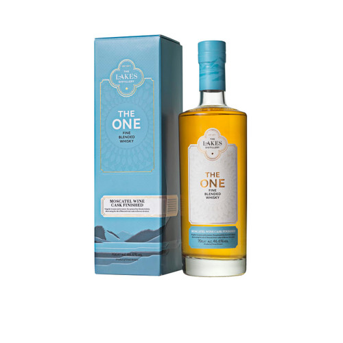 The Lakes The One Moscatel Wine Cask Finish