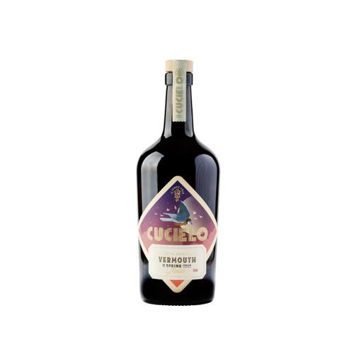 CUCIELO Vermouth di Torino Rosso