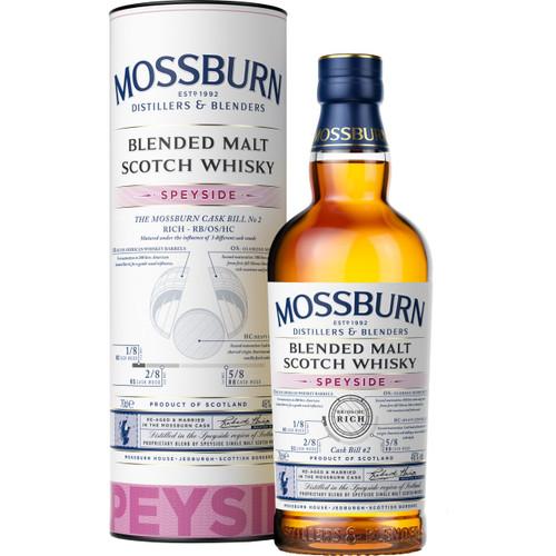 Mossburn Signature Cask Speyside Blended Malt