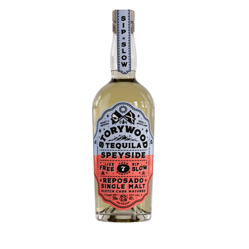 Storywood Speyside 7 Tequila