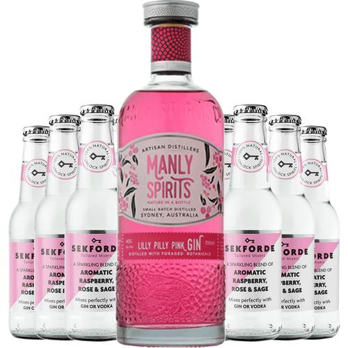 Manly Pink & Sekforde Bundle