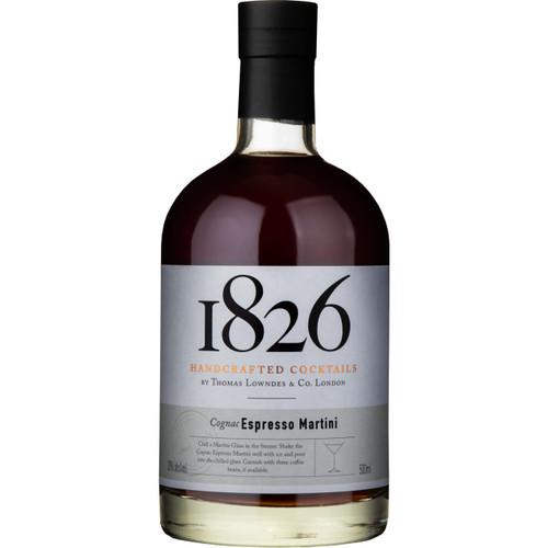 1826 Espresso Martini