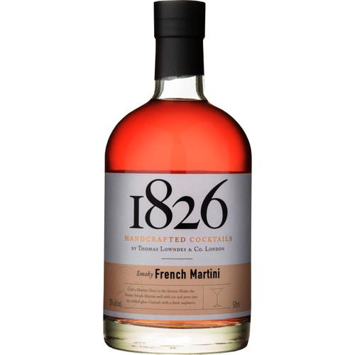 1826 Smoky French Martini