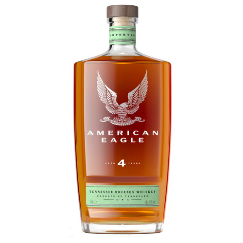 American Eagle 4 yo Whiskey