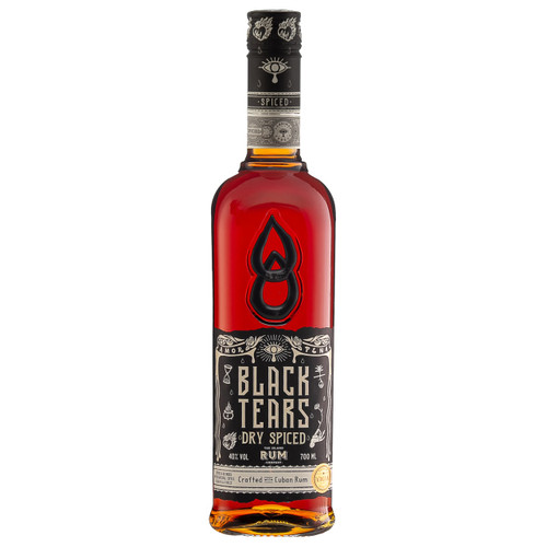Black Tears Cuban Spiced Rum