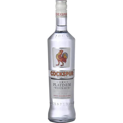 Cockspur Platinum White Rum
