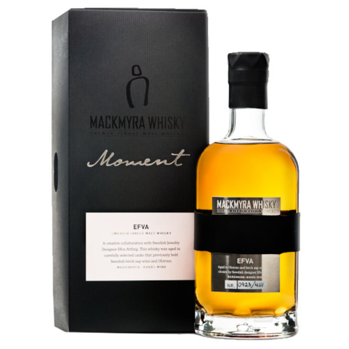 Mackmyra Moment - Efva Whisky